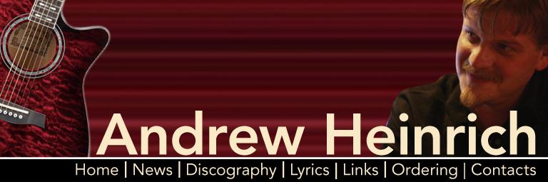 Andrew Heinrich Music